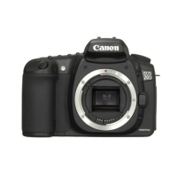 Canon EOS 20D 8.2MP Digital SLR Camera (Body Only)