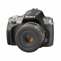 Sony Alpha A330K Digital SLR Camera (inc 18-55mm Lens)
