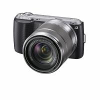 Sony NEX-C3KB Compact Digital Camera System (Any Colour)
