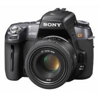 Sony A550L Alpha Digital SLR Camera inc(18-55mm lens)