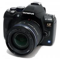 Olympus E-600 Digital SLR Camera (inc 14-42mm Lens Kit)
