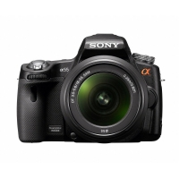 Sony Alpha SLT A55VL Digital SLR Camera with 18-55mm Lens