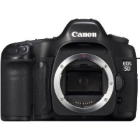 Canon EOS 5D Digital SLR Camera (Body Only)