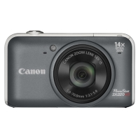 Canon PowerShot SX220 HS Digital Camera (Any Colour)
