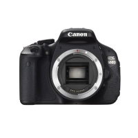 Canon EOS 600D Digital SLR Camera (Body Only)