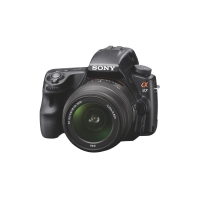 Sony Alpha SLT A37 Digital SLR Camera With 18-55mm Lens