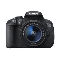 Canon EOS 700D Digital SLR Camera - (EF-S 18-55mm f/3.5-5.6 IS STM Lens, 18MP)
