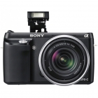 Sony NEX-F3 16.1MP Interchangeable Lens Compact System Digital Camera with 18-55mm Lens