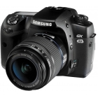 Samsung GX20 Digital SLR Camera (18-55mm Lens Kit)