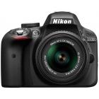 Nikon D3300 Digital SLR Camera with 18-55mm VR Lens Kit