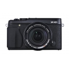Fujifilm X-E1 Digital Camera with XF18-55mm Lens Kit