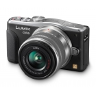 Panasonic DMC-GF6 Lumix G Compact System Digital Camera with 14-42mm Interchangeable Lens- Any Colour