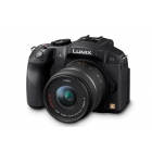 Panasonic Lumix DMC-G6 Compact System Camera (inc 14-42mm G VARIO lens) Any Colour