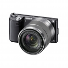 Sony NEX-5N Compact System Camera Zoom Kit (16.1 MP, SEL 18-55mm Lens)-Any Colour