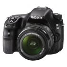 Sony Alpha SLT A58 Digital SLR Camera With 18-55mm Lens