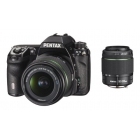 Pentax K-5 II Digital DSLR Camera with 18-55mm WR and 50-200mm WR Lens Kit