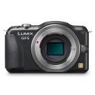 Panasonic DMC-GF5 Lumix G Compact System Camera(Body Only)