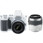 Nikon 1 V2 Compact System Camera (10-30mm and 30-110mm Twin Kit)