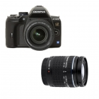 Olympus E-620 Digital SLR Camera (ED 14-42mm 1:3.5-5.6 & ED 40-150mm 1:4.0-5.6)