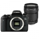 Canon 760D Digital SLR Body & EF-S 18-135mm f/3.5-5.6 IS STM Lens