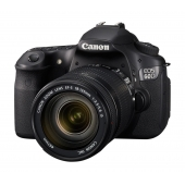 Canon EOS 60D Digital SLR Camera (Inc EF-S 18-135mm f/3.5-5.6 IS Lens Kit)