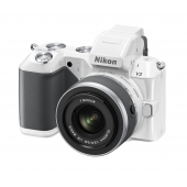 Nikon 1 V2 Compact System Camera with 10-30mm Lens Kit (Any Colour)