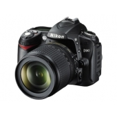 Nikon D90 Digital SLR Camera with 18-105mm VR Lens Kit