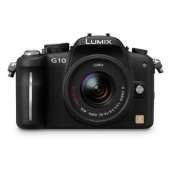 Panasonic Lumix DMC-G10 16.1MP Compact System Camera (inc 14-42mm G Lens) Any Colour
