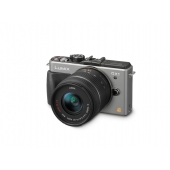 Panasonic Lumix DMC-GX1 Digital Camera With 14-42mm Standard Zoom Lens Kit (Any Colour)