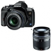 Olympus E-600 Digital SLR Camera (ED 14-42mm 1:3.5-5.6 & ED 40-150mm 1:4.0-5.6)