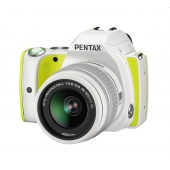 Pentax K-S1 Digital SLR Camera (Inc SMC18-55mm DA L Lens)-Any Colour