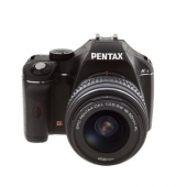 Pentax K-x Digital SLR Camera (inc 18-55mm lens)