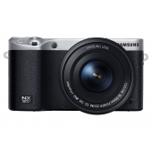 Samsung NX500 Mirrorless Digital Camera with 16-50mm Power Zoom Lens
