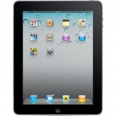 Apple iPad 1st Generation 64GB Wi-Fi + 3G (Any Colour)