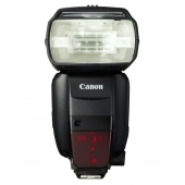 Canon Speedlite 600EX-RT Flash Unit