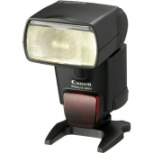Canon Speedlite 580EX II Flash Unit
