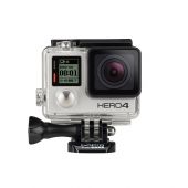 GoPro HERO4 Camera Silver Edition
