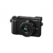Panasonic Lumix DMC-GX80 Compact System Camera (Inc Lumix G VARIO 12-32mm Lens Kit )-Any Colour