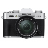 Fujifilm X-T10 Digital Camera with XC16-50 mm II Lens ( Any Colour)