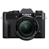 Fujifilm X-T10 Compact System Camera with XF 18-55 mm Lens) ( Any Colour)