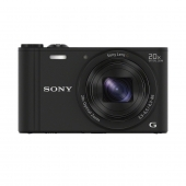 Sony Cyber-Shot DSC WX350 Digital Compact High Zoom Travel Camera (Any Colour))