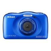 Nikon Coolpix W100 Compact Digital Camera (Any Colour)
