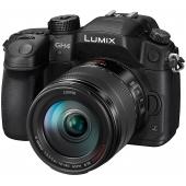 Panasonic Lumix DMC-GH4 Digital Camera with LUMIX G VARIO 14-140mm 3.5-5.6 Lens Kit