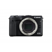 Canon EOS M3 Compact System Camera Body Only