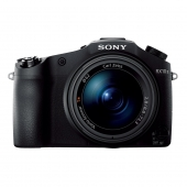 Sony Cyber-Shot RX10 II M2 Digital Camera With 24-240mm F2.8 Zeiss Lens