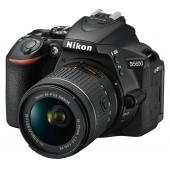Nikon D5600 Digital Camera with 18-55 mm AF-P f/3.5-5.6 VR Lens
