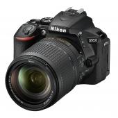 Nikon D5600 Digital Camera with 18-140mm f/3.5-5.6 AF-S VR Lens