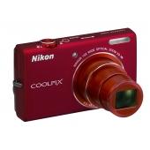 Nikon Coolpix S6000/S6100/S6150/S6200 Digital Camera (Any Colour)