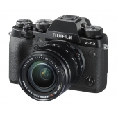 Fujifilm X-T2 Compact System Camera with XF 18-55 mm Lens-( Any Colour)