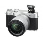 Fujifilm X-A10 Digital Camera with XC 16-50mm Lens Kit